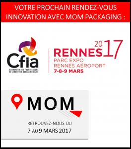 MOM au CFIA Rennes