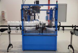Remplissage de produits chlorés liquides par Monobloc